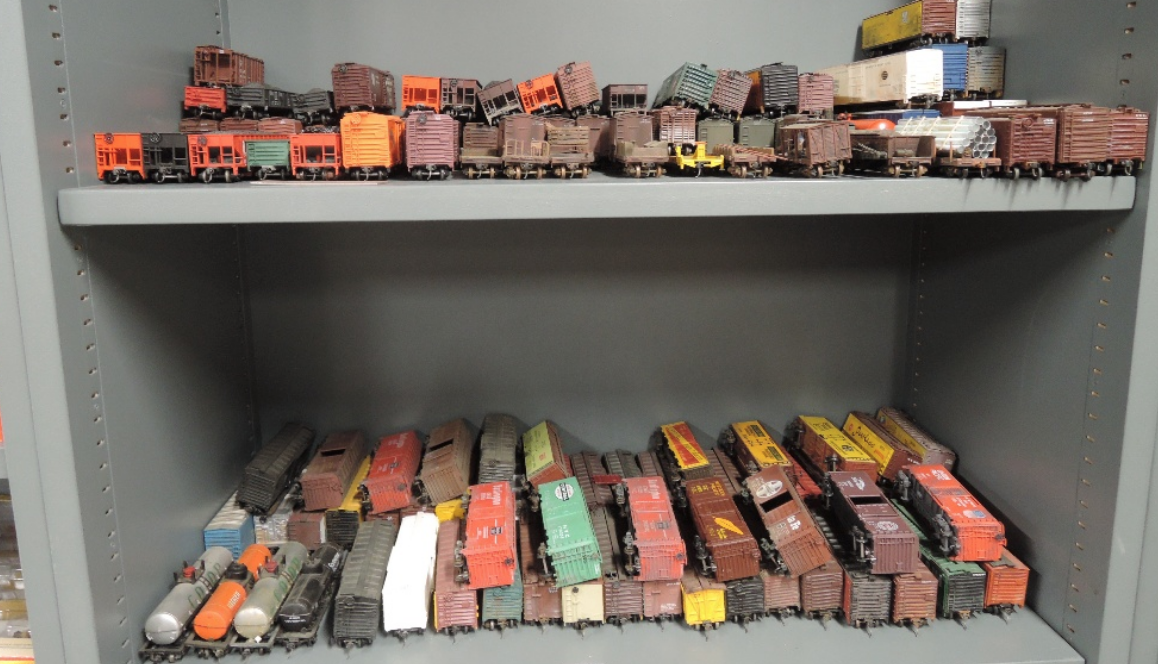 HO scale rolling stock for sale